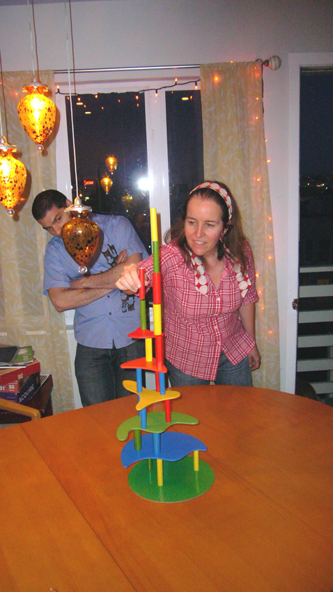 Liza Xydis makes an addition to the Villa, 2007