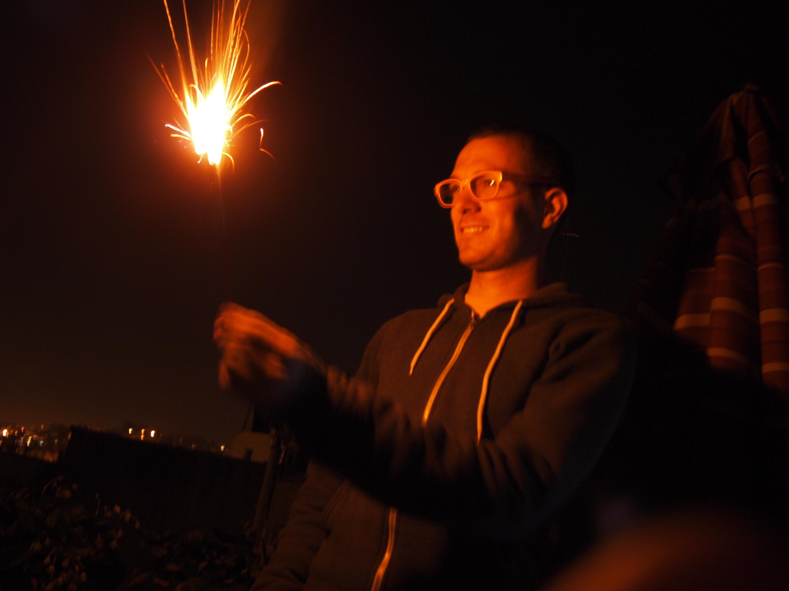 Matthew Sachs, shining star