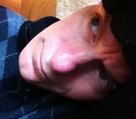 Patrick Santana closeup, age 49