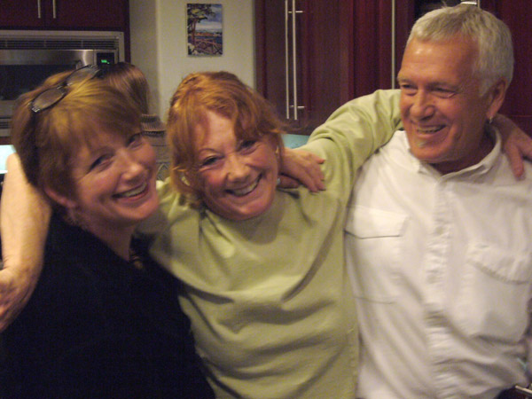 Aunt Jane and Uncle Steve, Christmas 2009