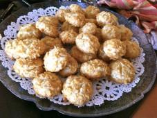 Cornflake Lemon Cream Cheese Cookies