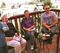 Kenneth, Matthew, and Darryl