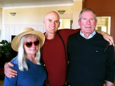 Sherri Robertson, Patrick Santana, and Kenneth Anderson