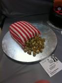Caramel popcorn cake, Sonoma County Fair 2011